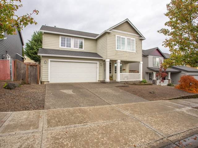 2406 N Heron Dr, Ridgefield, WA 98642 (MLS #20578954) :: Duncan Real Estate Group