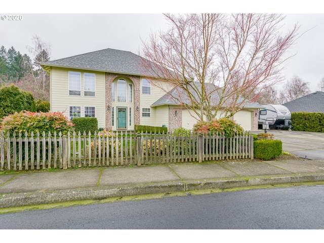 13003 SE Pennywood Ct, Milwaukie, OR 97222 (MLS #20579244) :: Fox Real Estate Group