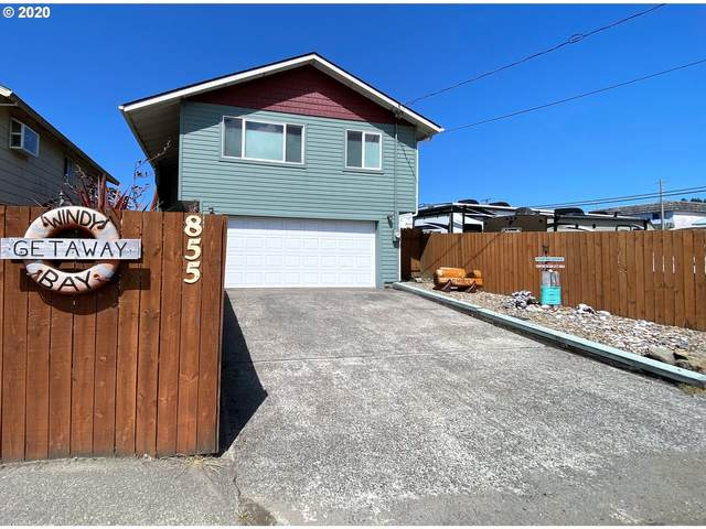 855 Clearlake Ave, Winchester Bay, OR 97467 (MLS #20579269) :: Beach Loop Realty
