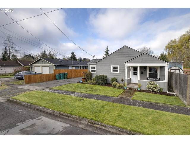 409 S Lincoln St, Newberg, OR 97132 (MLS #20579694) :: McKillion Real Estate Group