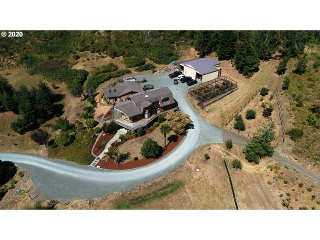 90477 Lampa Ln, Myrtle Point, OR 97458 (MLS #20579818) :: Premiere Property Group LLC
