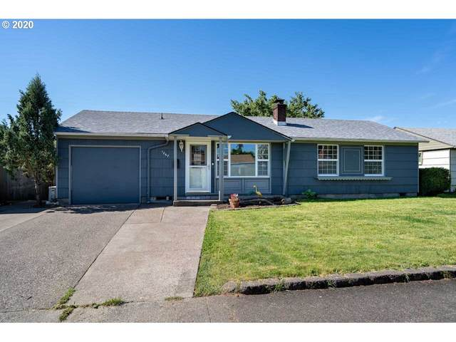 1267 Olympic St, Springfield, OR 97477 (MLS #20580124) :: Change Realty