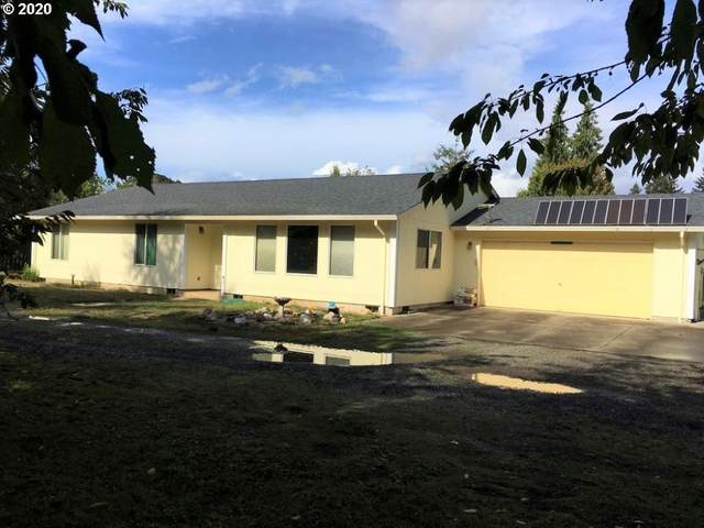 33901 NE Blossom Dr, Scappoose, OR 97056 (MLS #20580695) :: Premiere Property Group LLC
