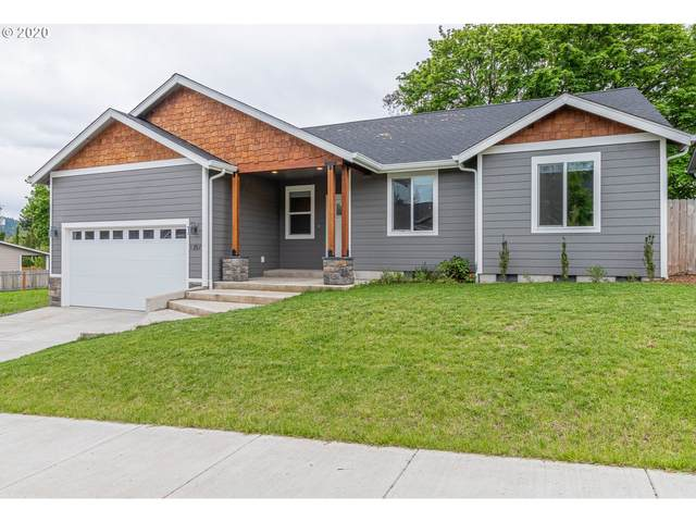 1357 Cottonwood Pl, Cottage Grove, OR 97424 (MLS #20581313) :: Townsend Jarvis Group Real Estate