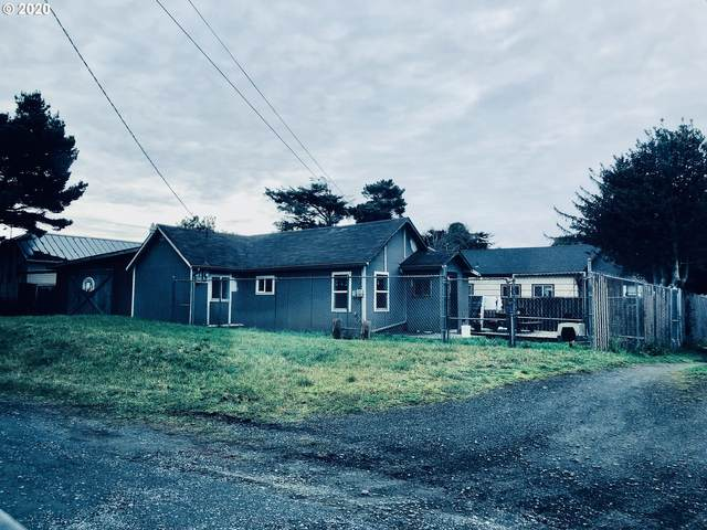 293 N Empire Blvd, Coos Bay, OR 97420 (MLS #20581347) :: The Liu Group