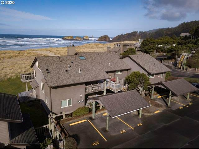 403 Breakers Point Condo #403, Cannon Beach, OR 97110 (MLS #20581497) :: Holdhusen Real Estate Group