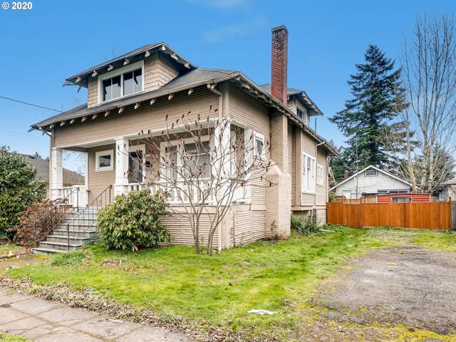 1234 NE 72ND Ave, Portland, OR 97213 (MLS #20582057) :: Fox Real Estate Group