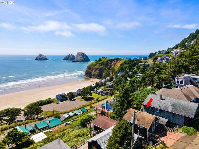 1614 NW Sunset Ave, Oceanside, OR 97134 (MLS #20582123) :: Change Realty
