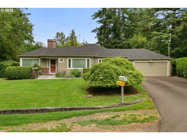 8075 SW Parrway Dr, Portland, OR 97225 (MLS #20582359) :: Next Home Realty Connection