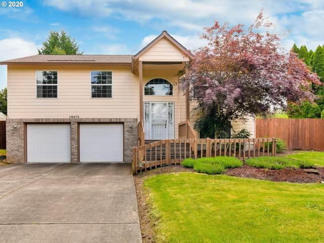 16478 Swan Ave, Oregon City, OR 97045 (MLS #20582942) :: Stellar Realty Northwest