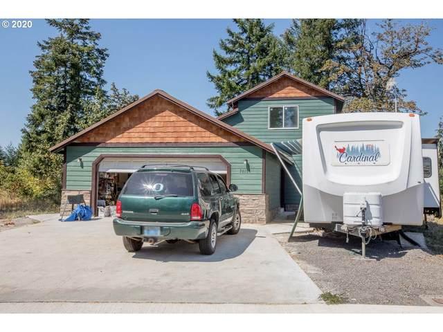 76154 Coho Ln, Oakridge, OR 97463 (MLS #20583109) :: Song Real Estate
