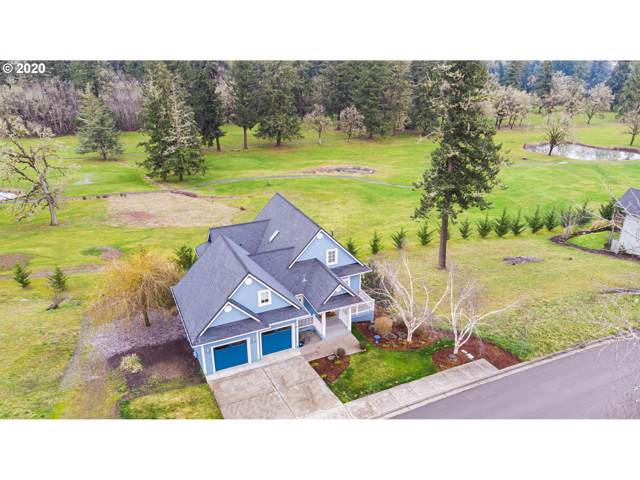 1040 Holly Ave, Cottage Grove, OR 97424 (MLS #20583154) :: Fox Real Estate Group