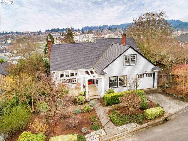 2075 Mcmillan St, Eugene, OR 97405 (MLS #20583560) :: Townsend Jarvis Group Real Estate