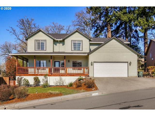 1123 43RD St, Washougal, WA 98671 (MLS #20583775) :: McKillion Real Estate Group