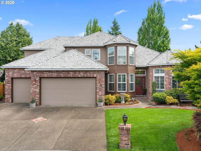 820 NW Winged Foot Ter, Beaverton, OR 97006 (MLS #20583834) :: Next Home Realty Connection
