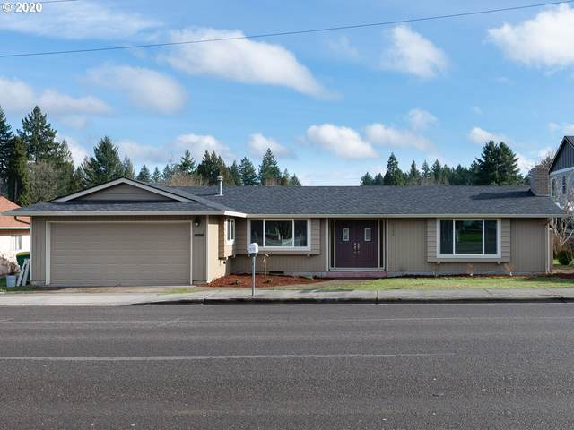5100 SW 160TH Ave, Beaverton, OR 97007 (MLS #20584053) :: Matin Real Estate Group