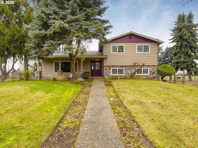 6869 S Knights Bridge Rd, Canby, OR 97013 (MLS #20584311) :: Next Home Realty Connection