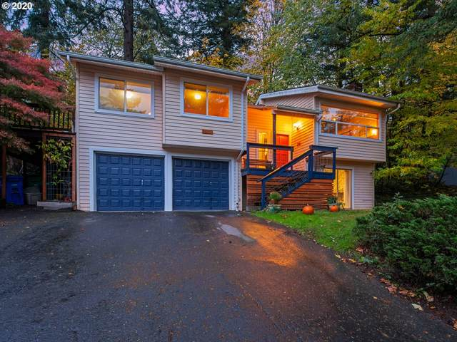 5115 SW Multnomah Blvd, Portland, OR 97219 (MLS #20584519) :: Beach Loop Realty