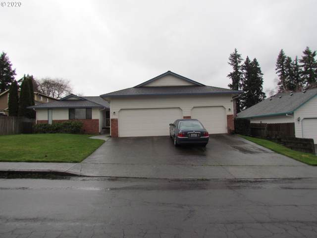8804 NE 26TH Ave, Vancouver, WA 98665 (MLS #20585394) :: Next Home Realty Connection