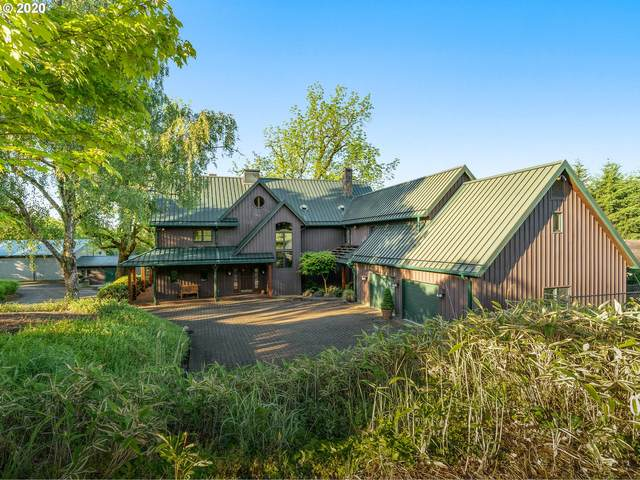 17317 NW Pumpkin Ridge Rd, North Plains, OR 97133 (MLS #20585765) :: The Liu Group
