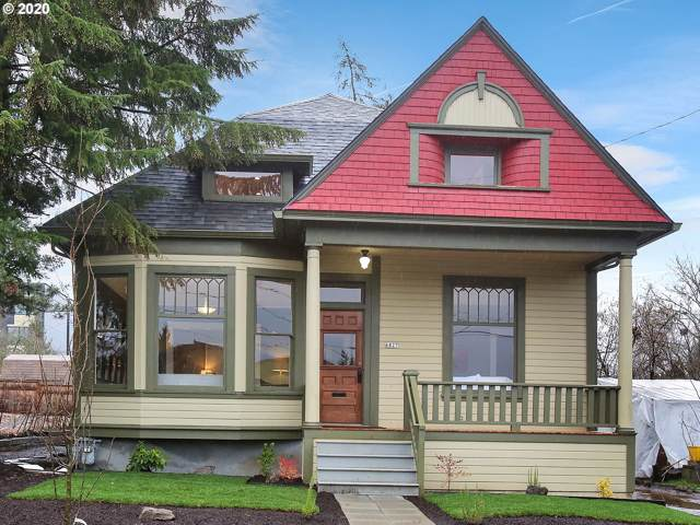 6827 NE 7TH Ave, Portland, OR 97211 (MLS #20586020) :: Next Home Realty Connection
