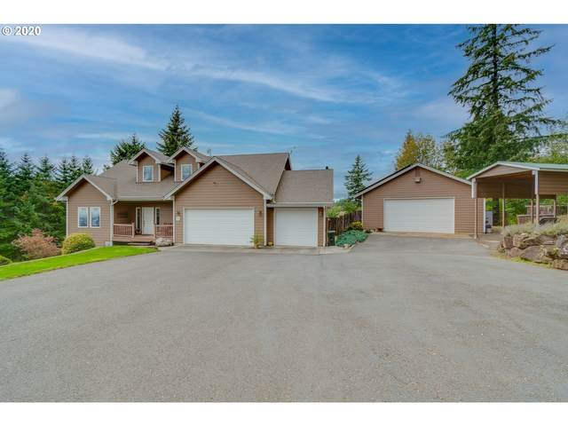 166 Riverscape Rd, Kalama, WA 98625 (MLS #20586250) :: Townsend Jarvis Group Real Estate