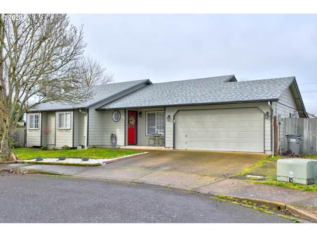 2728 Elizabeth St, Eugene, OR 97402 (MLS #20586697) :: Fox Real Estate Group