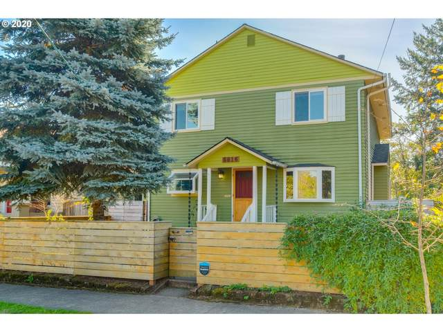 5816 SE Ramona St, Portland, OR 97206 (MLS #20587415) :: Next Home Realty Connection