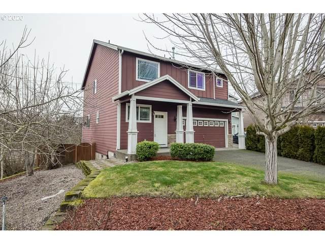 17194 NW Gables Creek Ln, Beaverton, OR 97006 (MLS #20587452) :: Homehelper Consultants