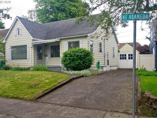 6906 NE Alameda St, Portland, OR 97213 (MLS #20587613) :: Coho Realty