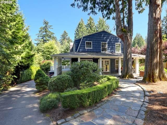 821 SW Palatine St, Portland, OR 97219 (MLS #20587616) :: Stellar Realty Northwest