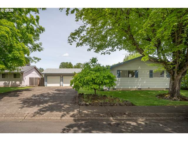 4137 Denton Pl SE, Albany, OR 97322 (MLS #20587916) :: Townsend Jarvis Group Real Estate