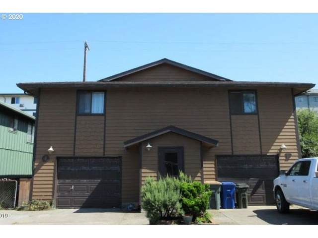 630 SW Fall St, Newport, OR 97365 (MLS #20587922) :: The Liu Group