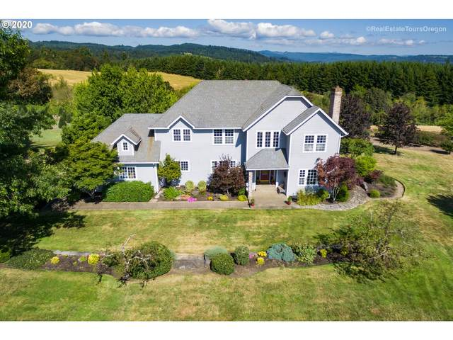 11120 NW Moores Valley Rd, Yamhill, OR 97148 (MLS #20588159) :: Premiere Property Group LLC