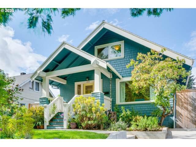 1551 N Skidmore St, Portland, OR 97217 (MLS #20588279) :: McKillion Real Estate Group