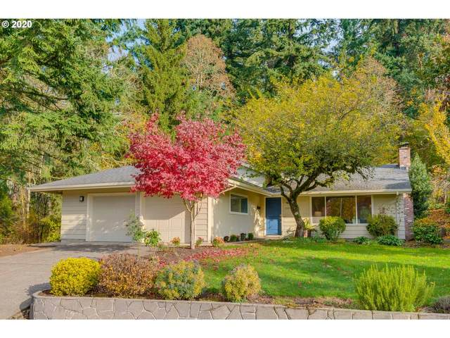 1220 SW Hilldale Ave, Portland, OR 97225 (MLS #20588501) :: The Galand Haas Real Estate Team