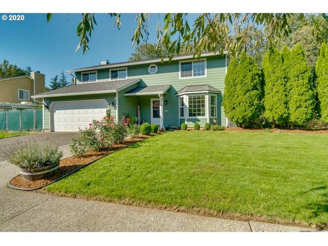 4016 NE 140TH Ave, Vancouver, WA 98682 (MLS #20588812) :: Next Home Realty Connection