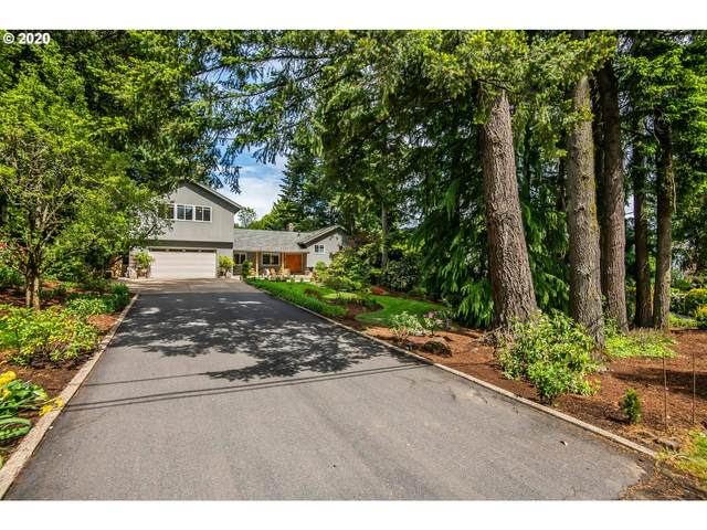 785 Marylhurst Dr, West Linn, OR 97068 (MLS #20588989) :: Townsend Jarvis Group Real Estate