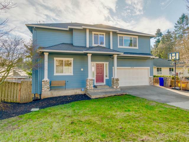 3516 SW Pasadena St, Portland, OR 97219 (MLS #20589184) :: Gustavo Group