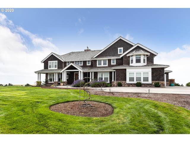 89062 Pinehurst Rd, Gearhart, OR 97138 (MLS #20589226) :: McKillion Real Estate Group