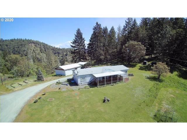 2127 Spring Brook Rd, Myrtle Creek, OR 97457 (MLS #20589614) :: Fox Real Estate Group