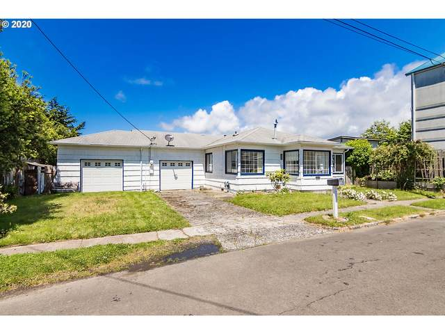 204 NW 2ND St, Newport, OR 97365 (MLS #20589922) :: The Liu Group