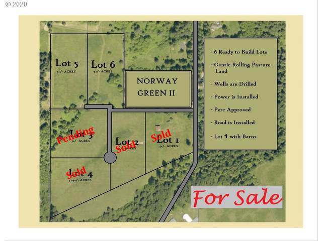 0 SE 377th Ave Lot 6, Washougal, WA 98671 (MLS #20589944) :: Next Home Realty Connection