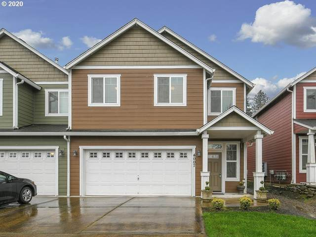 4007 NE 88TH Way, Vancouver, WA 98665 (MLS #20589982) :: Next Home Realty Connection