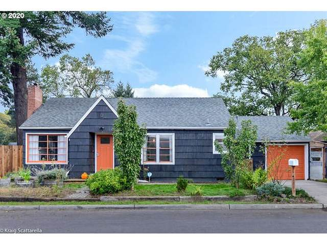 9203 SE Mitchell St, Portland, OR 97266 (MLS #20590228) :: Coho Realty