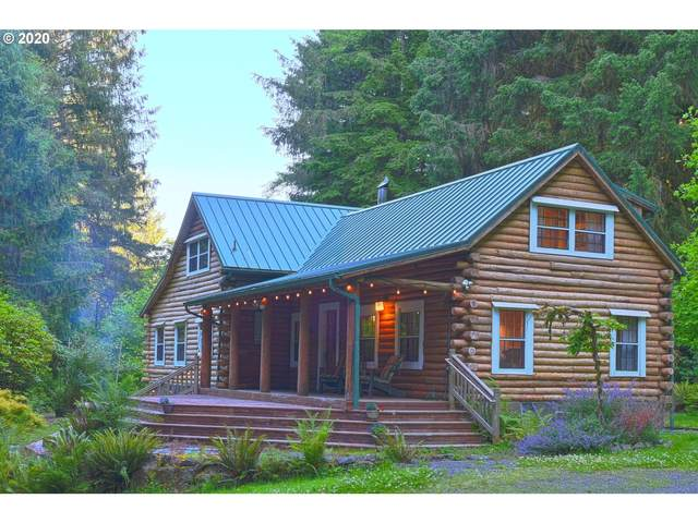 7997 Slab Creek Rd, Neskowin, OR 97149 (MLS #20590283) :: The Liu Group