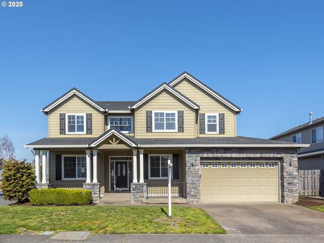 1218 SE 13TH Pl, Canby, OR 97013 (MLS #20590371) :: Fox Real Estate Group