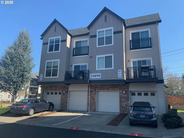 10890 NE Red Wing Way #204, Hillsboro, OR 97006 (MLS #20590425) :: Next Home Realty Connection