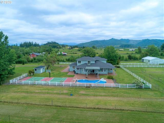 205 Leeper Rd, Sutherlin, OR 97479 (MLS #20591001) :: Townsend Jarvis Group Real Estate