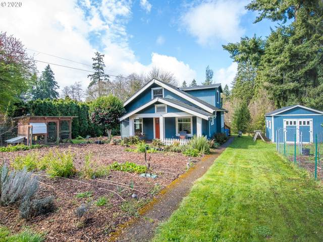 9111 SW 8TH Ave, Portland, OR 97219 (MLS #20591743) :: McKillion Real Estate Group